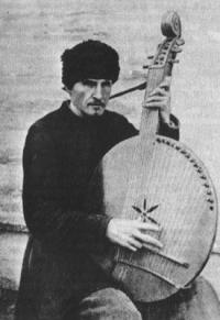 bandura player
