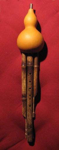 Hulusi Chinese flute