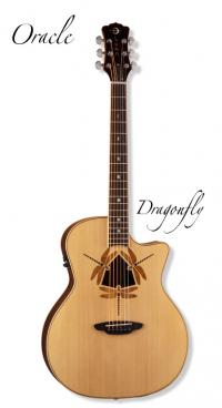 Dragonfly luna guitar