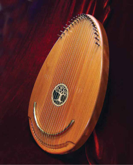 The Reverie Harp: soothing and relaxing musicotherapy : Cool Music Instrument