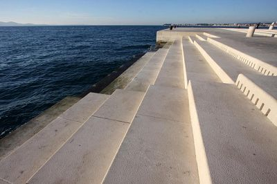 Croatia sea organ